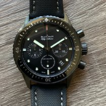 Blancpain Fifty Fathoms Bathyscaphe Ceramic Black No numerals United States of America, California, Sunnyvale