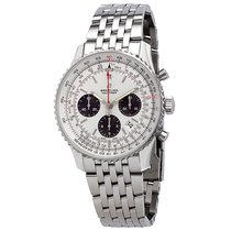 Breitling Navitimer 1 B01 Chronograph 43 AB0121211G1A1 2015 new