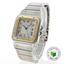 Cartier Santos (submodel) 1995 pre-owned