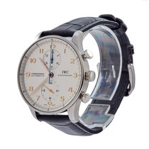IWC Portuguese Chronograph IW371445 2014 pre-owned