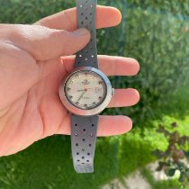 Tissot Plastic Automatic Silver No numerals 40mm new