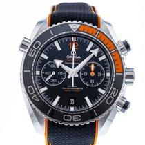 Omega 215.32.46.51.01.001 Acier 2010 Seamaster Planet Ocean Chronograph 45.5mm occasion