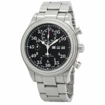 Ball Trainmaster Steel 43mm Arabic numerals United States of America, New York, New York