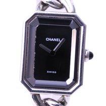 Chanel Première Steel 26.5mm Black