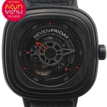 Sevenfriday P3-1 Steel 47,5mm Black