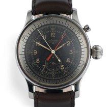 浪琴 (Longines) 23711D Pilot's Chronograph - Vintage Pilot's -...