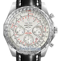Breitling Bentley Motors new Automatic Chronograph Watch with original box