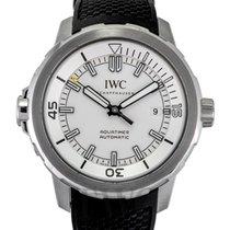IWC Aquatimer Automatic Stahl 42.00mm Silber
