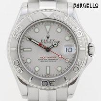 Rolex Yacht Master Medium Stahl & Platin Rolesium