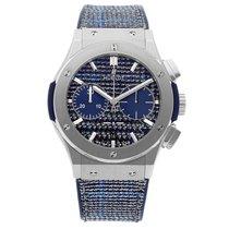 Hublot Chronograph Italia Independent Prince-De-Galles Titanium
