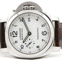 Panerai Luminor Marina 3 Days 1950 White 42mm PAM523 PAM00523...