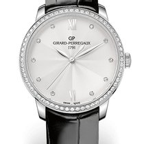 Girard Perregaux 1966 49523D11A171-CB6A Girard Perregaux 1966 36mm Nero Diamanti nouveau
