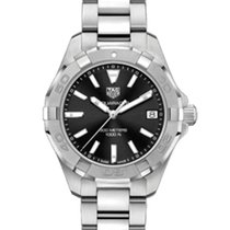 TAG Heuer Aquaracer Lady WBD1310.BA0740 Tag Heuer Aquaracer Cassa Acciaio Data new