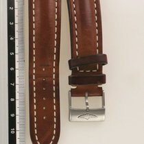 Breitling Brown Leather strap With Pin Buckle