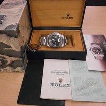 Rolex Explorer II 1655 Steve Mcqueen S/s 40mm Orange Hand...