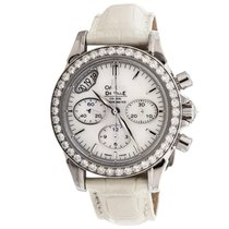 Omega De Ville Co-Axial Steel 35mm Mother of pearl United States of America, New York, New York