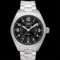 Hamilton Khaki Field Day Date Steel 42mm Black United States of America, California, San Mateo