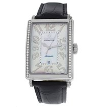 Gevril 34mm Automatic pre-owned Mother of pearl