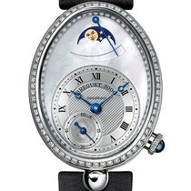Breguet Reine de Naples White gold 28.45mm Mother of pearl United Kingdom, London