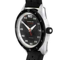 Montblanc Timewalker 116059 Montblanc Timewalker Data Automatico Nero 41 new