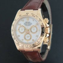 Rolex 116518 Geelgoud Daytona 40mm