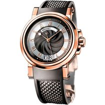 Breguet Marine pre-owned 39mm Rose gold