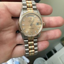 Rolex 36mm pre-owned Day-Date (Submodel)