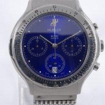 Hublot Classic Stahl 37mm Blau Keine Ziffern Deutschland, Bielefeld