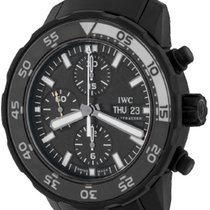 IWC Aquatimer Chronograph Steel 44mm Black No numerals United States of America, Texas, Dallas