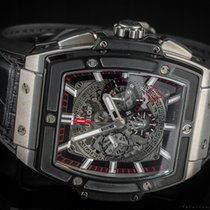 Hublot Spirit of Big Bang Titanio 48mm Transparente