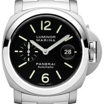 Panerai Luminor Marina Automatic Steel 44mm Arabic numerals United Kingdom, Wilmslow