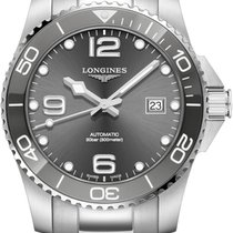 Longines L3.781.4.76.6 L37814766 Steel 2021 HydroConquest 41mm new United States of America, New York, Airmont