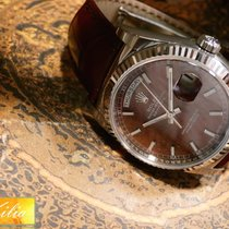 Rolex Day-Date 36 nuovo Automatico Orologio con scatola e documenti originali 118139 Cherry mai indossato