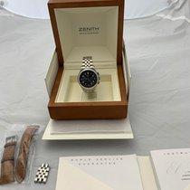 Zenith El Primero Chronograph pre-owned 40mm Chronograph Date Steel