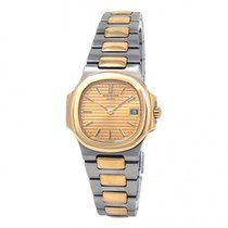 Patek Philippe 4700/1 Gold/Steel Nautilus 27mm pre-owned United States of America, New York, New York