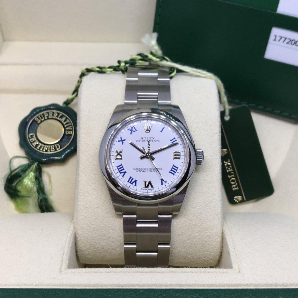 820526a439a3 Rolex Oyster Perpetual - Todos os preços de relógios Rolex Oyster Perpetual  na Chrono24