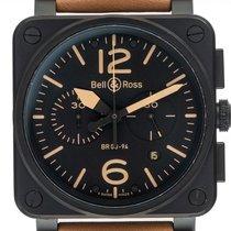 Bell & Ross BR 03-94 Chronographe BR03-94-S 2015 nou