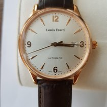 Louis Erard Gold/Steel Automatic 69219PR11.BRC80 new