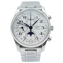 Longines Master Collection Steel 40mm Silver United States of America, Indiana, Carmel