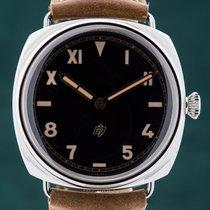 Panerai Radiomir 3 Days 47mm Steel 47mm Black Arabic numerals