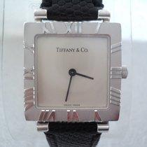 Tiffany Plata 24mm Cuarzo Atlas L3640 usados México, Queretaro
