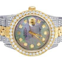 Rolex Datejust 16013 подержанные
