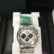 Audemars Piguet Royal Oak Chronograph Steel 41mm Silver No numerals United States of America, Florida, MIAMI