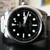 Tudor Black Bay 36 Steel 36mm Black