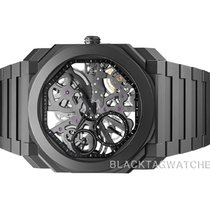 Bulgari Octo Ceramic 40mm Transparent No numerals United States of America, Florida, Aventura