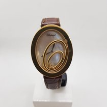 Chopard Happy Spirit Gelbgold 40mm Perlmutt