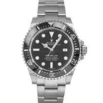 Rolex Sea-Dweller 4000 Steel 40mm Black No numerals United States of America, Maryland, Baltimore, MD