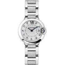 Cartier Ballon Bleu 28mm WE902073 2020 new