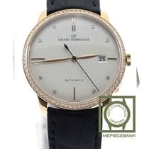 Girard Perregaux 1966 Rose gold 38mm White