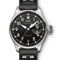 IWC IW501001 Steel 2020 Big Pilot 46.2mm new United States of America, New York, New York